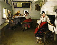 Go-betweens, 1882, pymonenko