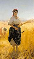 Harvester, 1889, pymonenko