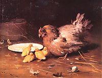 A Hen, pymonenko