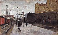 Kiev Station, pymonenko
