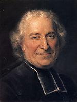 Abbot  Claude Charles Deschamps, quentindelatour