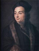 Abbot Jean Jacques Huber, quentindelatour