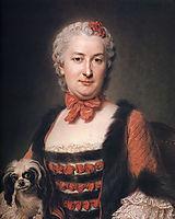 Anne Charlotte de Maillet de Batilly, marquise de Courcy, quentindelatour