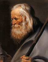 Diogenes, after Peter Paul Rubens, quentindelatour