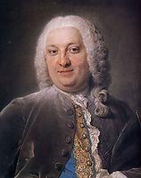 Jacques Louis Francois Roussel, Marquis de Courcy, quentindelatour