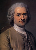 Jean-Jacques Rousseau , quentindelatour