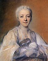 Jeanne Elisabeth de Geer, Baroness Tuyll, quentindelatour