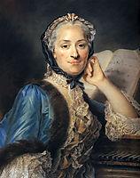 Madame de Mondonville, quentindelatour
