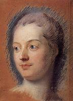 Madame de Pompadour, quentindelatour