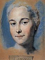 Mademoiselle Camargo, quentindelatour