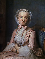 Mademoiselle Salle, quentindelatour