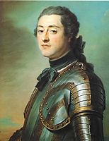 Marc René, Marquis de Voyer d-Argenson, Lieutenant General of the King-s armies, Inspector General of Cavalry, quentindelatour
