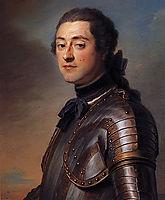 Marc Rene, Marquis de Voyer d-Argenson, quentindelatour
