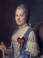 Marie Josephe of Saxony, quentindelatour