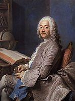Portrait of Duval de l-Epinoy, 1745, quentindelatour