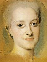 Princess Christina of Saxony, quentindelatour
