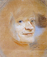 Self-Portrait , quentindelatour
