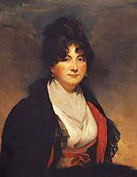 Catherine Vorontsova, 1810, raeburn