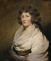 Mrs. McLean of Kinlochaline, c.1800, raeburn