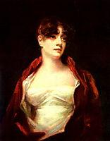 Mrs. Scott Moncrieff, c.1814, raeburn