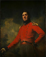 Portrait of Colonel Francis James Scott, 1800, raeburn