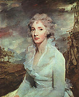 Portrait of Miss Eleanor Urquhart, c.1793, raeburn
