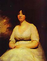 Portrait of Mrs. Kenneth Murchison, raeburn