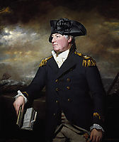 Rear-Admiral Charles Inglis, c.1783, raeburn