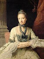 Lady Susan Fox-Strangways, 1761, ramsay