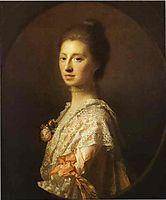 Portrait of Anne Bruce, Mrs. Bruce of Arnot, c.1765, ramsay