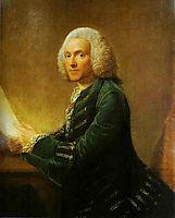Portrait of Dr.William Hunter, c.1760, ramsay