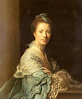 Portrait of Jean Abercromby, Mrs Morison, ramsay