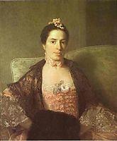 Portrait of Martha, Countess of Elgin, 1762, ramsay