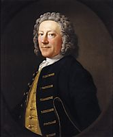 Portrait of a Naval Officer, 1747, ramsay