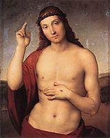 The Blessing Christ, 1506, raphael