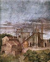 Disputation of the Holy Sacrament, La Disputa, detail_3, 1510-1511, raphael