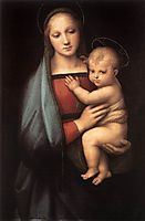 The Granduca Madonna, 1504, raphael