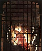 The Liberation of Saint Peter, detail_2, 1514, raphael
