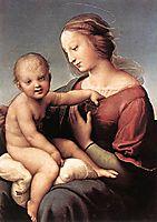 Niccolini-Cowper Madonna, 1508, raphael