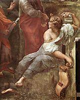 The Parnassus, detail_5, 1509-1510, raphael