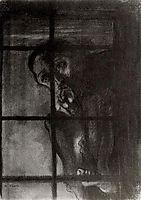 The Accused, 1887, redon