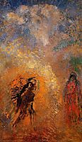 The Apparition, redon