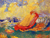 The Birth of Venus, c.1910, redon