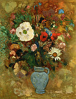 Bouquet of Flowers, c.1904, redon