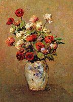 Bouquet of Flowers, c.1900, redon