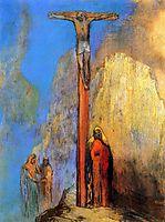 Calvary, c.1897, redon