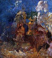 Centaurs, c.1910, redon