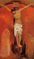 The Crucifixion, 1904, redon