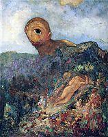 The Cyclops, c.1914, redon