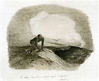The eternal silence of these infinite spaces frightens me, redon